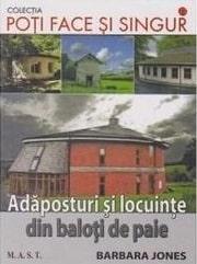 carte cum se fac casele din baloti de paie