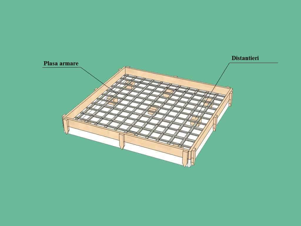placa armata cuptor de pizza pe lemne