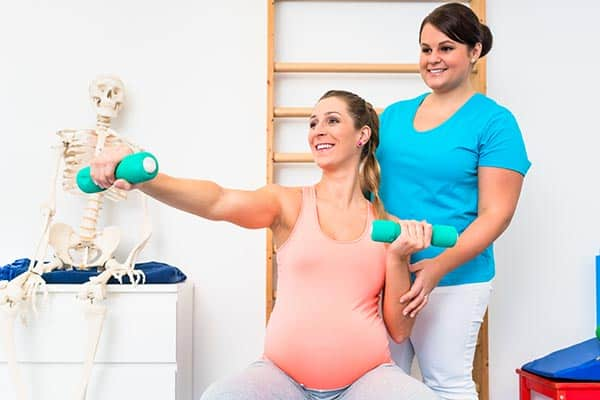 Site- ul femeii gravide