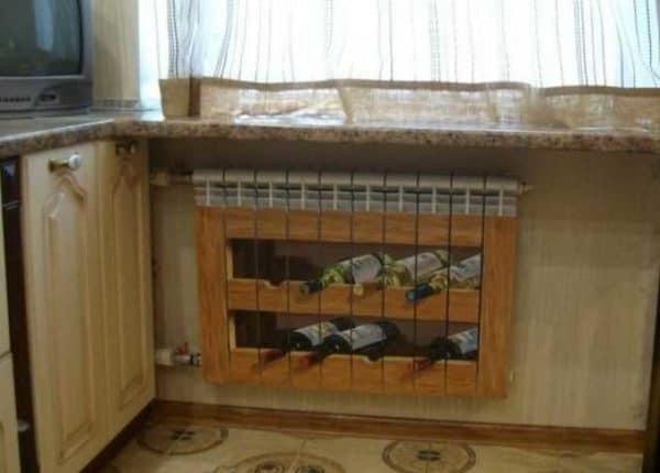 radiator pictat
