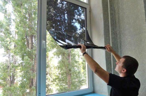 folie ferestre termopan