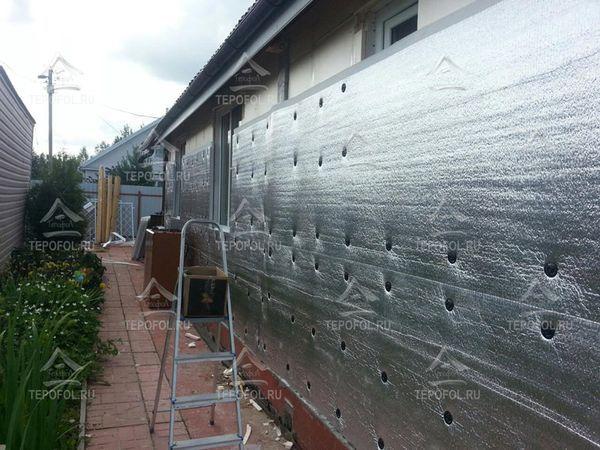 izolare casa pe exterior cu spuma