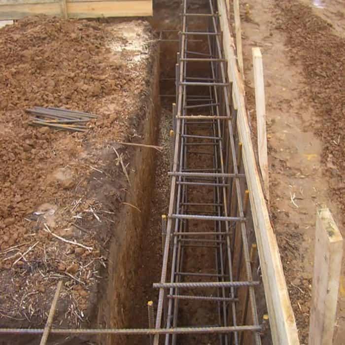 fundatie cu centuri de beton monolit 2