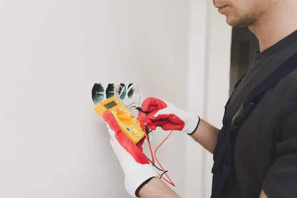 aparat de verificat cabluri electrice in pereti