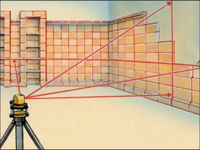 nivela laser