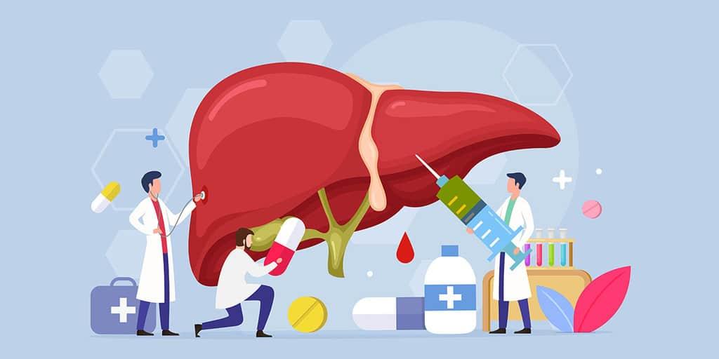 boli ale ficatului