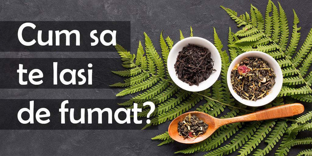 plante medicinale anti fumat