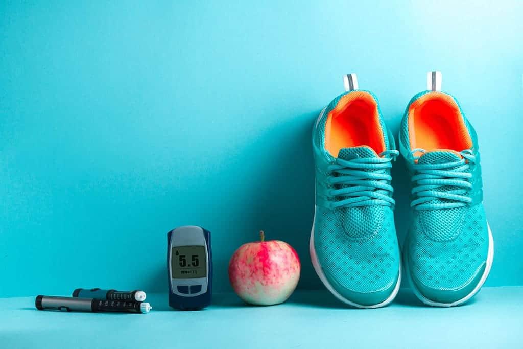 sport diabet