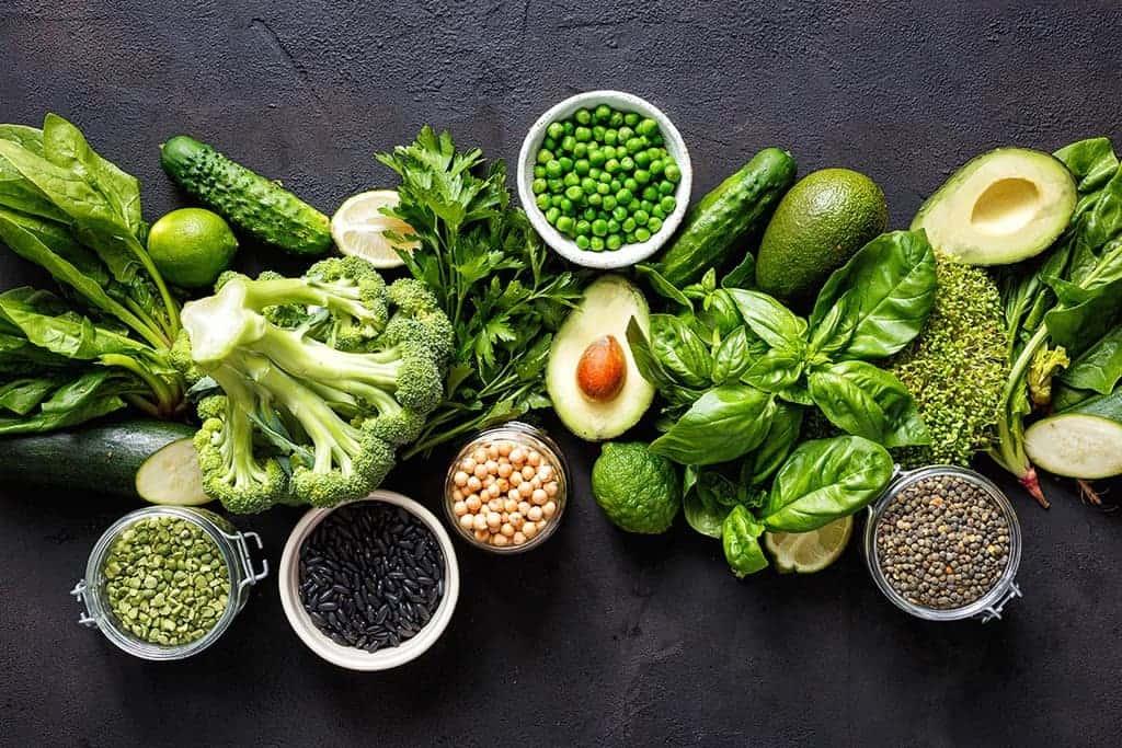 alimentatie cu legume sanatoase