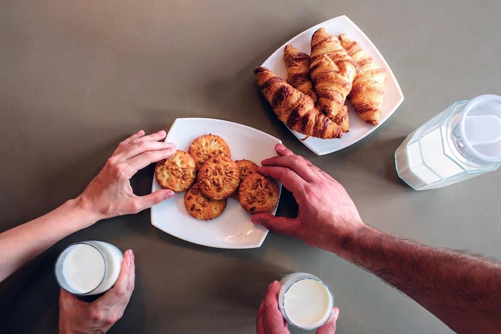 fara gluten, zahar si lapte in alimentatie