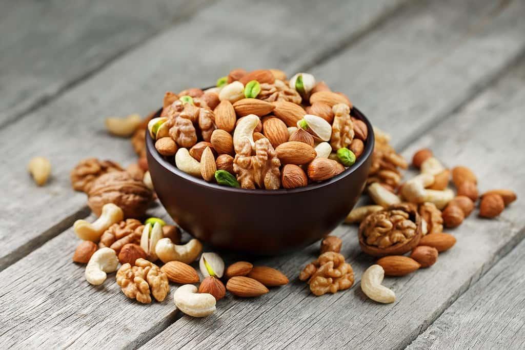 nuci si seminte pentru o alimentatie sanatoasa