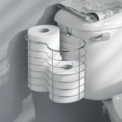 suport hartie igienica metalic