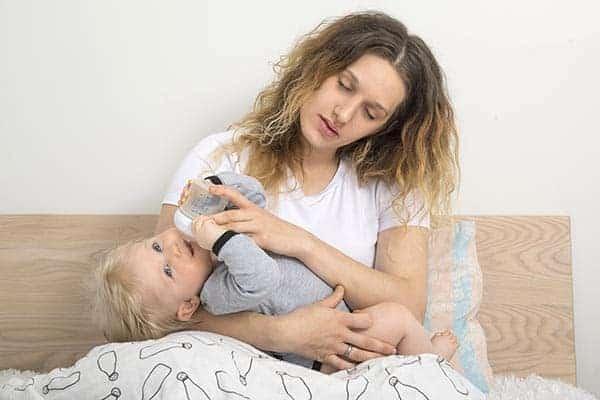 semnele depresiei postnatale
