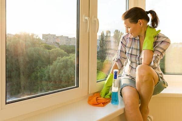 servicii de curatenie geamuri termopan
