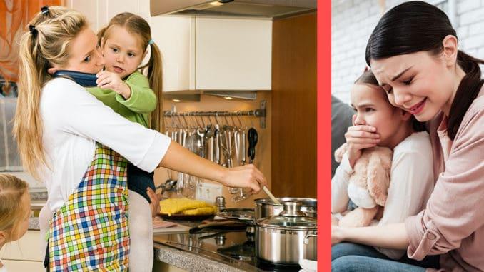 simptome depresie femei casnice