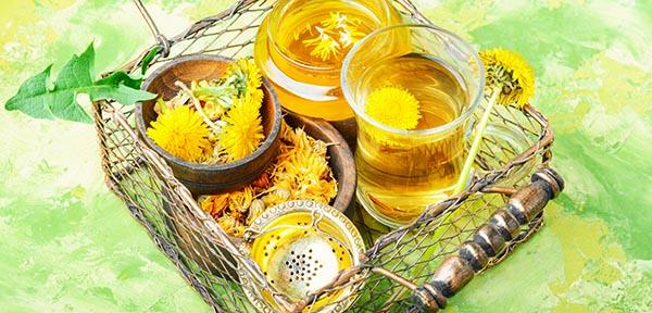 ceai de papadie beneficii