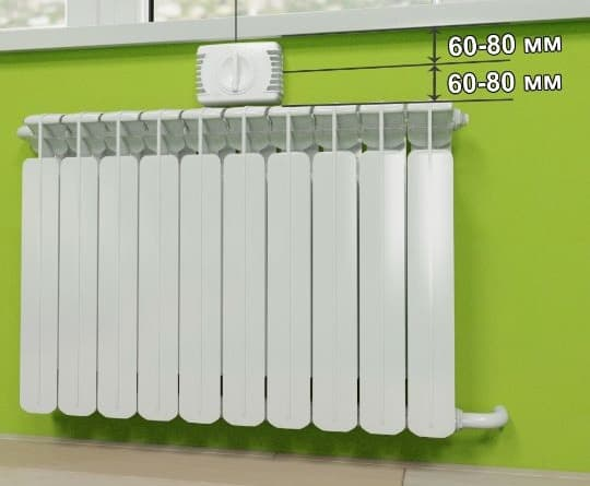 instalare sistem de ventilatie naturala