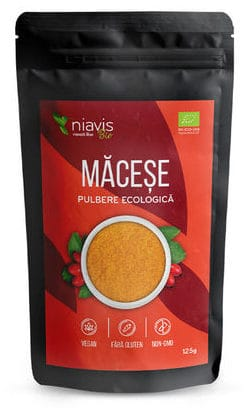 macese pulbere