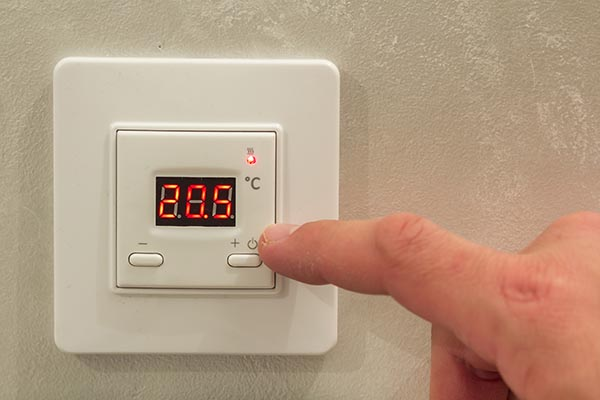 termostat masurare caldura