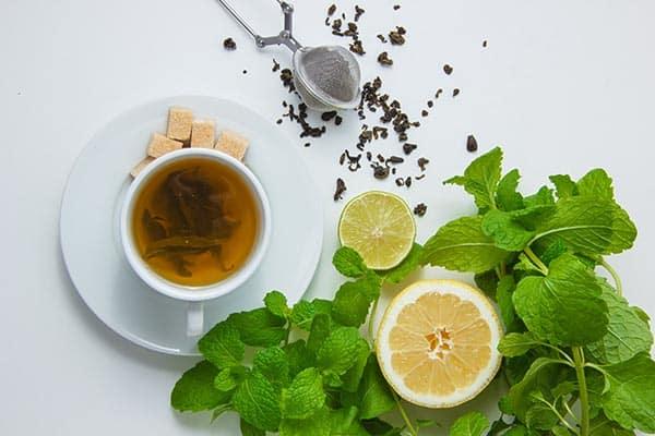 ceai de menta proprietati