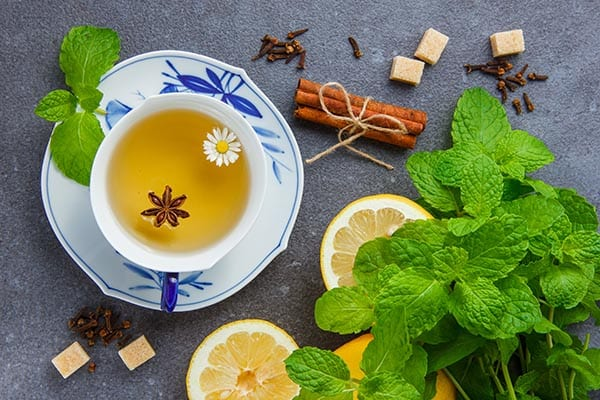 Ceai de menta in sarcina forum