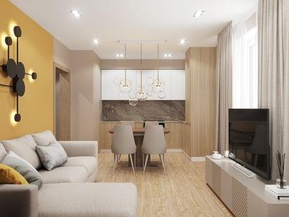 amenajare apartament cu 2 camere Cluj
