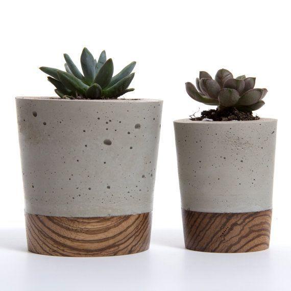 ghivece din beton