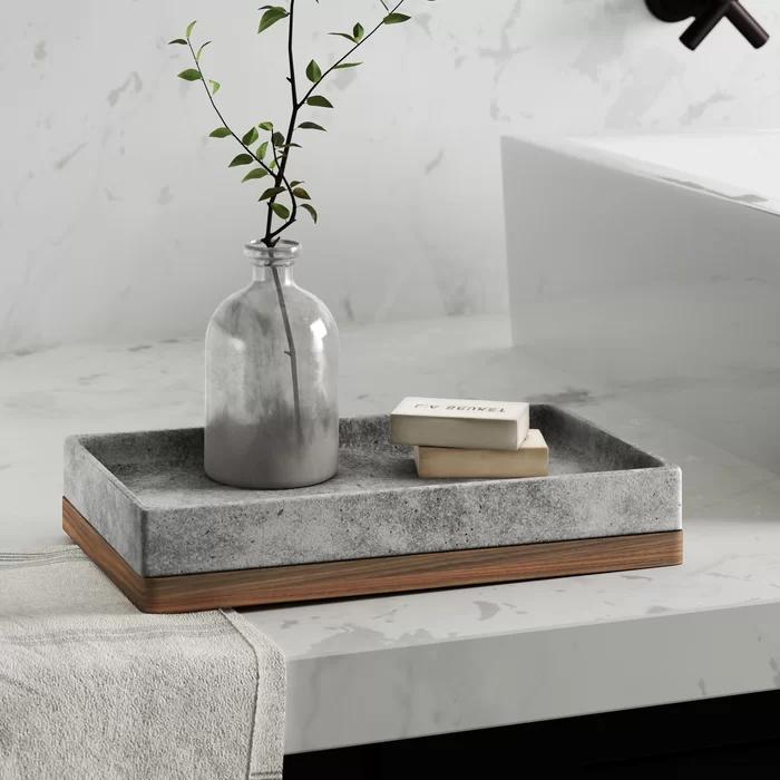 obiecte decorative din beton
