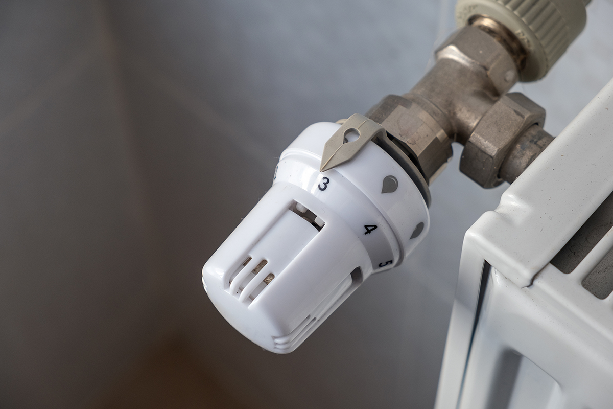 robinet termostatat defect