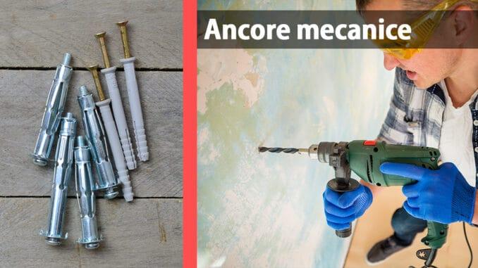 ancore mecanice