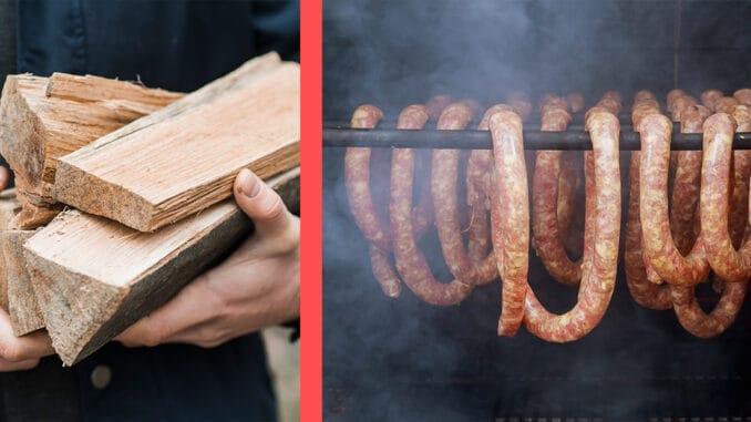 cel mai bun lemn pentru afumat carne
