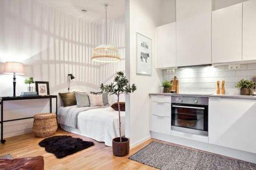 4. design apartament tip studio