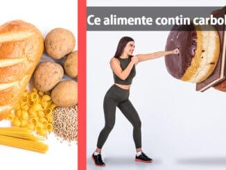 ce alimente contin carbohidrati